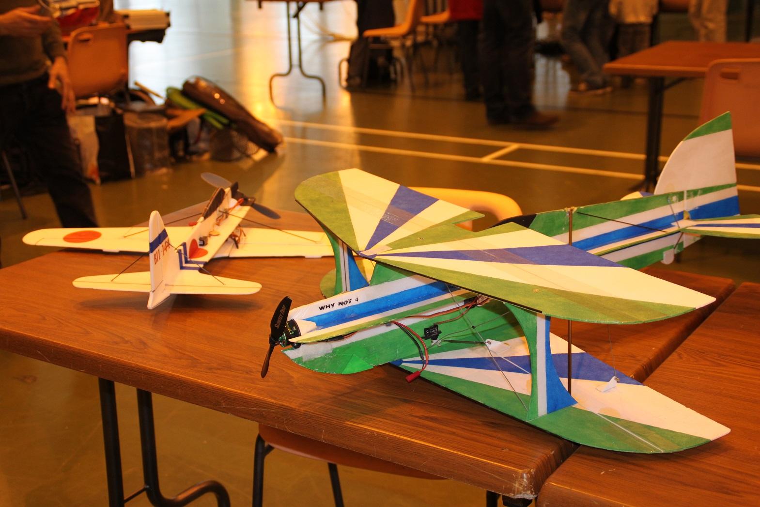 Rencontres aeromodelisme